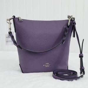 Coach Mini Abby Duffle Bag, Lavender